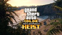 'GTA Online' is getting its first solo heist