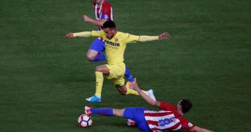 Foot - ESP - L'Atlético de Madrid chute à domicile contre Villarreal