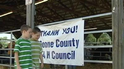 Crowds Once Again Drawn To Boone Co. Fair