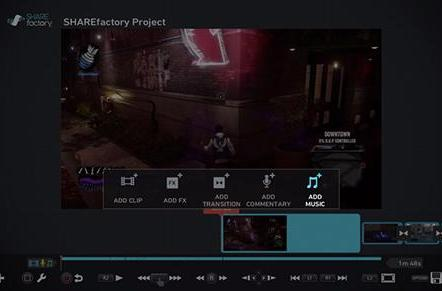 Sony details video editing suite included with PS4 1.70 update
