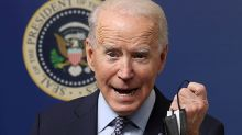 Biden says U.S. will hold Russia accountable over Crimea