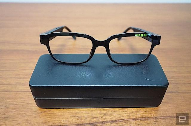 Echo Frames hands-on: Amazon's glasses bring Alexa everywhere