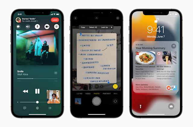 iOS 15 lets Siri perform tasks on a locked iPhone, if you own an Apple Watch
