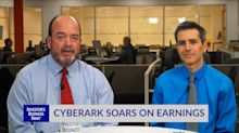 CyberArk Soars On Earnings