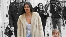 Kourtney Kardashian Is Being Mom Shamed for Letting Her 4-Year-Old Wear a Lip Ring