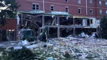 At least 1 person injured in explosion at Kentucky's Murray State University