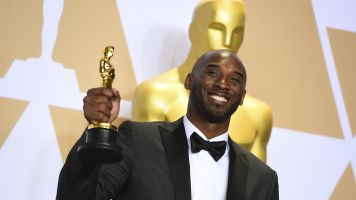 Kobe's next projects are, well, they sound weird