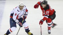 Ovechkin scores game-winner as Capitals sweep Devils 3-2