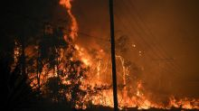 NSW 'living in fear' as bushfires rage