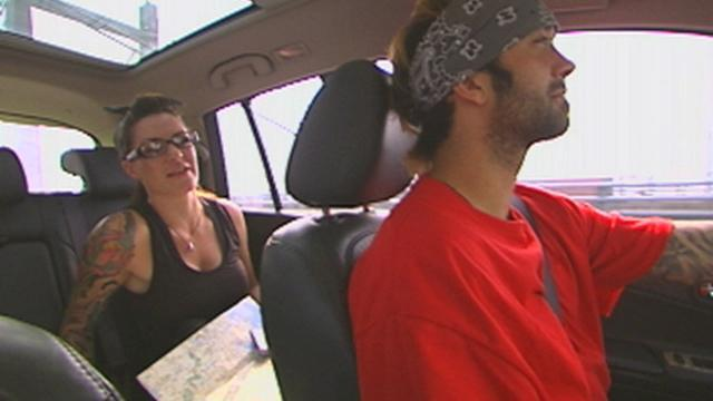 The Amazing Race 17 - Nick & Vicki's Big Adventure