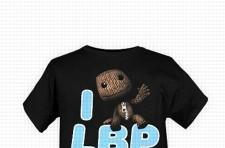 Sackboy tees on sale at Hot Topic