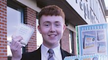 18-Year-Old's 'Pockets Of Positivity' Calendar Pays Touching Tribute To Inspirational Teacher