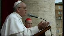 Pope Francis celebrates Easter at the Vatican