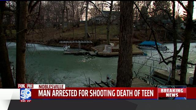 Teenage Hero Shot and Killed
