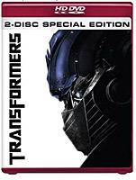 Transformers HD DVD sets new high definition sales records