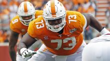 NFL draft matchups: Fascinating QB tilt in Death Valley, plus a nearly 700-pound SEC trench battle
