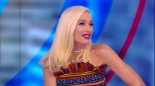 Gwen Stefani jokes about relationship with Blake Shelton: 'I've never met a real hillbilly'