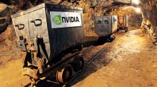 Nvidia says crypto-mining boom is over for now