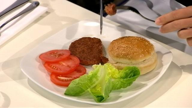 Google Co-Founder Brings Lab-Grown Burger to the Table
