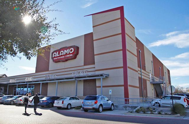 Alamo Drafthouse will test its own version of MoviePass