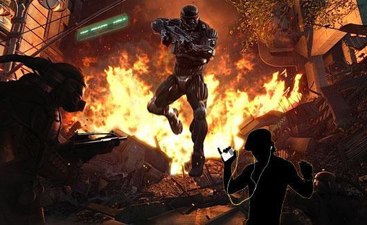 Hans Zimmer puts light touch on Crysis 2 score