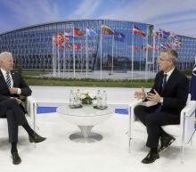 At NATO, Biden says defence of Europe a 'sacred obligation'