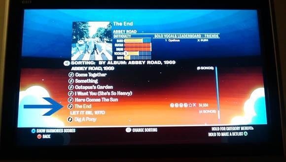 Rumor: 45th track in Beatles: Rock Band is 'The End'