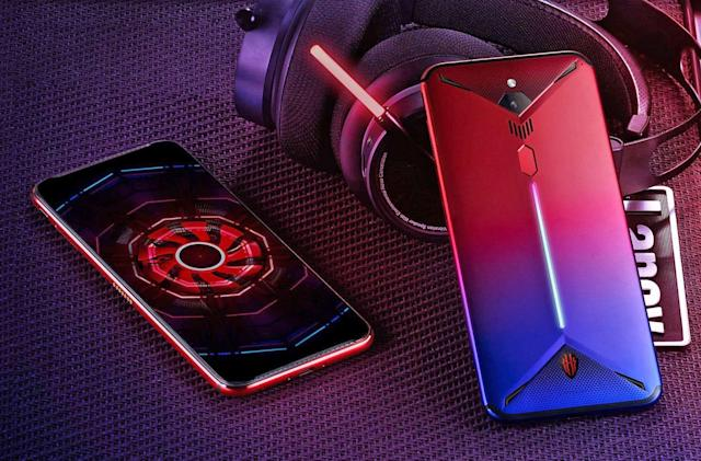 The Morning After: A fan-cooled smartphone