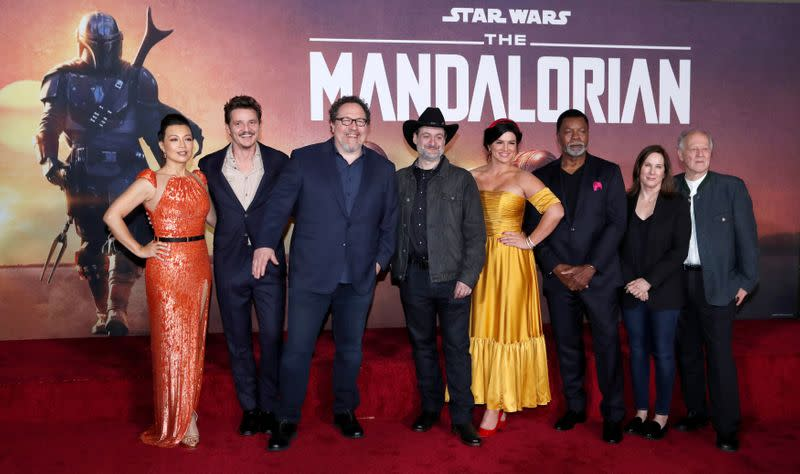 Disney Plus reveals release dates for Mandalorian S2, Falcon & Winter Soldier, WandaVision