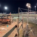 Montana demolition derby crash kills 1, injures at least 7