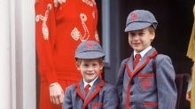 Prince Harry 'would hide from nannies in kitchen cupboards'