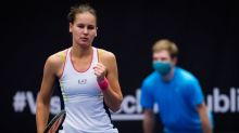 Veronika Kudermetova Shocks Karolina Pliskova, Coco Gauff Eliminated at Ostrava Open
