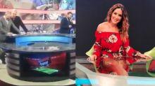 Los vergonzosos comentarios contra una periodista deportiva de TV Azteca de parte de sus 'amigos'