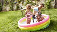 Genius hack to keep paddling pools clean between uses goes viral