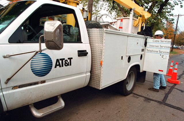 AT&T's entry and mid-level fiber plans get a 200 Mbps speed bump