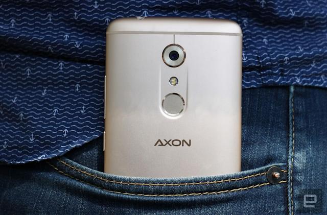 The Axon 7 finally fulfills ZTE's 'affordable premium' promise