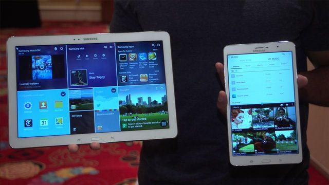 Samsung Delivers a More Graphical Interface with the Galaxy Tab Pro