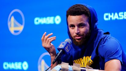 Steph Curry reveals he wanted to be drafted by the Knicks in 2009
