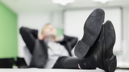 Arbeiten im Sitzen, Stehen und im Liegen