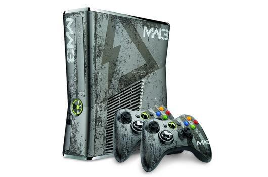 Modern Warfare 3 Xbox 360 bundle coming [update: Headset sold separately]