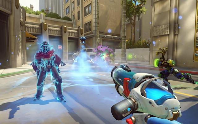 'Overwatch' is reportedly coming to Nintendo Switch in October