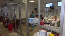 La extenuante lucha contra el COVID-19 agota a médicos argentinos