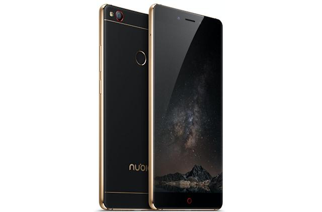 Nubia's 'bezel-less' Z11 smartphone launches worldwide