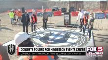 Silver Knights reach arena milestone at Henderson Events Center