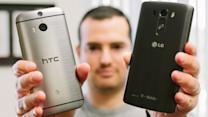 HTC One M8 vs LG G3 and YouTube Advice - TechnoBuffalo