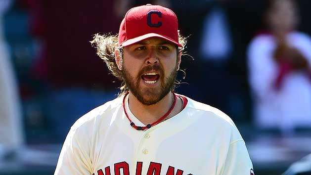 Chris Perez 'right' to call out Indians fans