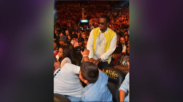Diddy Loses $1 Million In Dice Game
