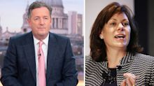 Piers Morgan gets into sexist spat with Tory MP on Question Time