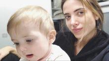 Jésica Cirio fue operada de una hernia umbilical