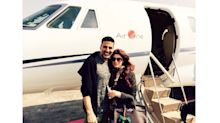 Photos: Check out Akshay Kumar's private jet